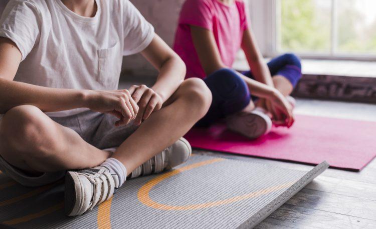 Técnicas de relajación y los beneficios en los estudiantes..